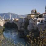 Mostarski stari most - autor fotografije Marko Stanić